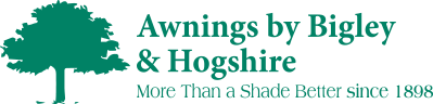 Awnings by Bigley & Hogshire